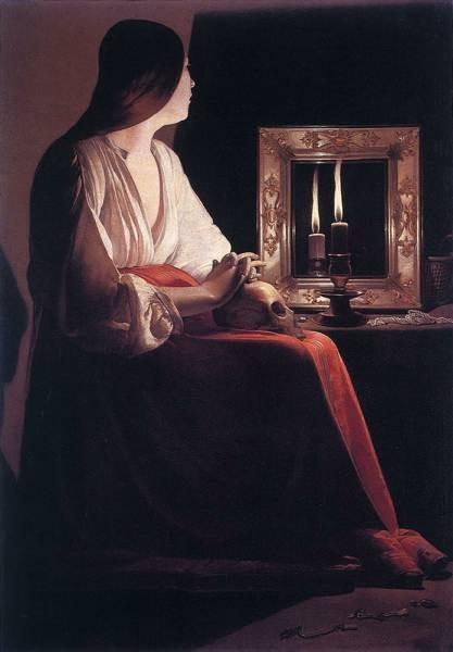 The Penitent Magdalen WGA
